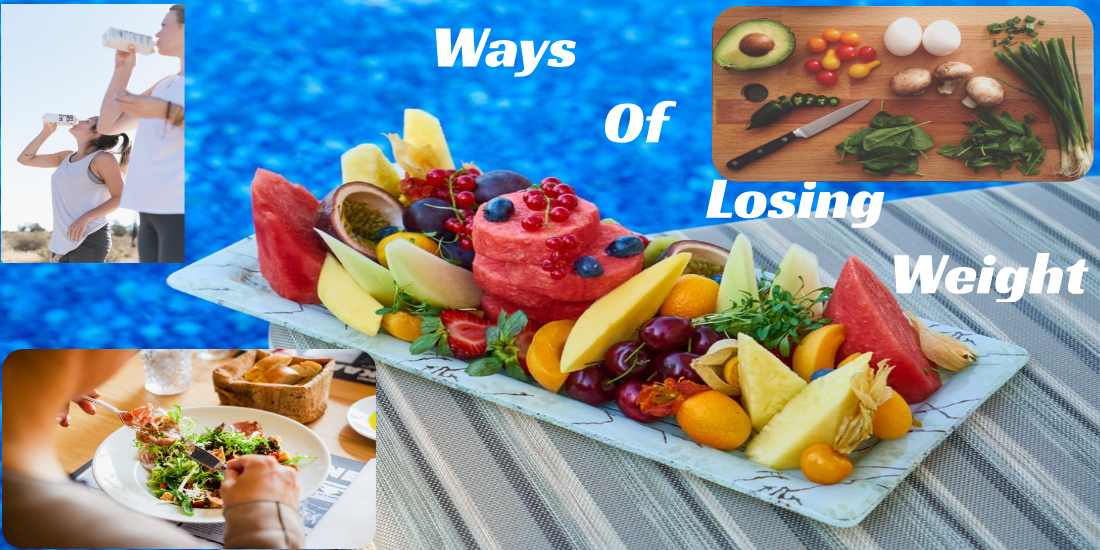 Ways of losing weight
